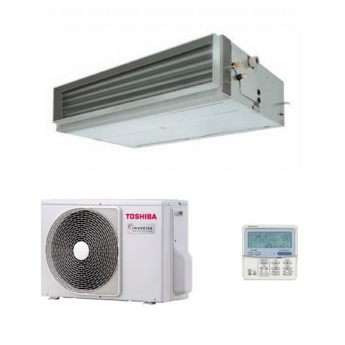 Toshiba Air Conditioning Ducted Vertical RAV-SM406BTP-E 3.5Kw/12000Btu Heat Pump Inverter A+ 240V~50Hz